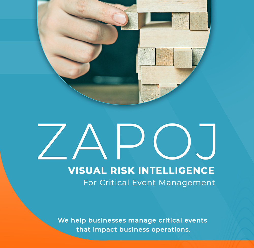 Zapoj Visual Risk Intelligence - Brochure Banner