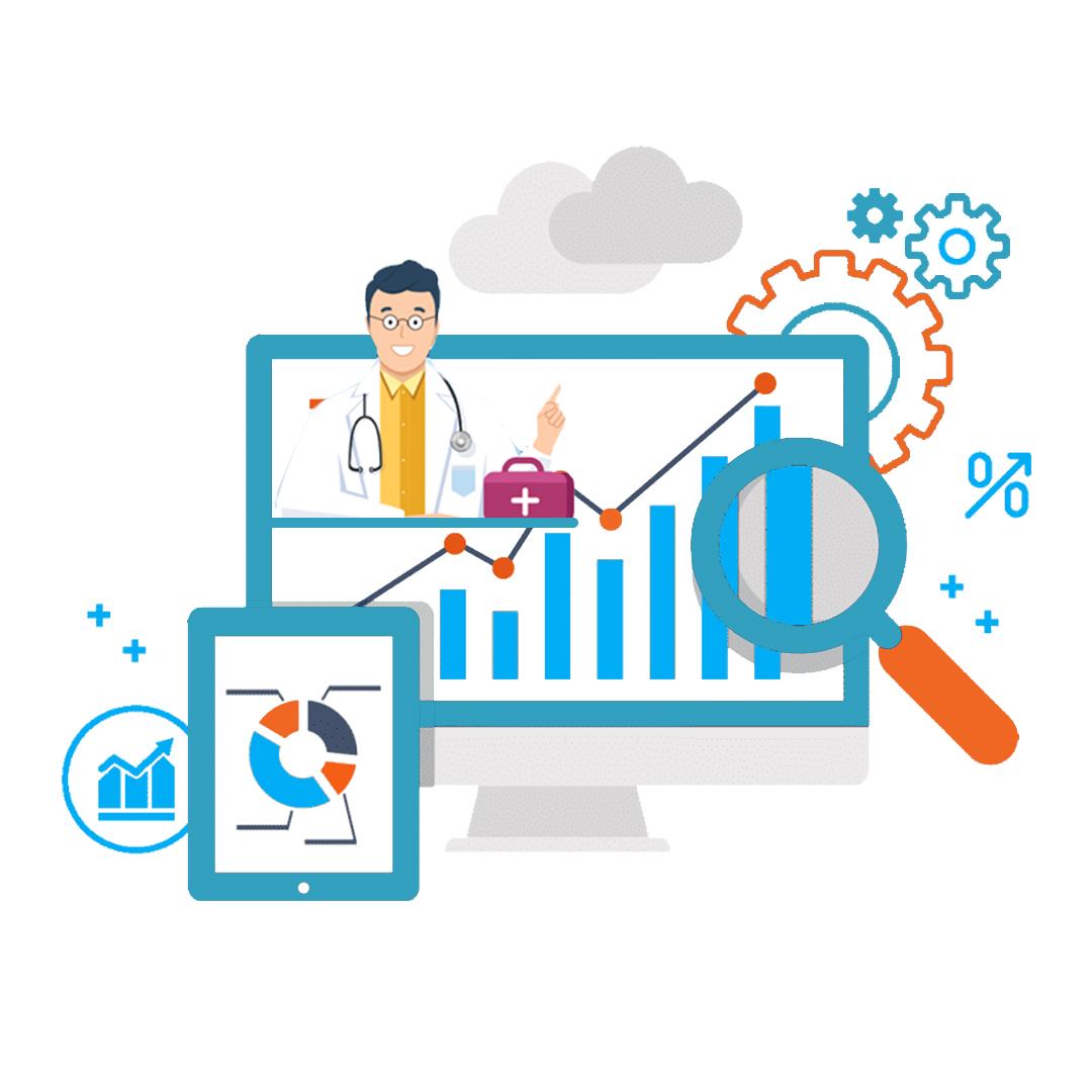 Leverage predictive insights to meet market demands - zapoj vectors