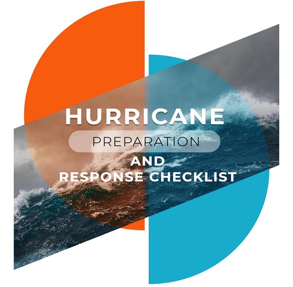Hurricane Preparation and Response Checklist