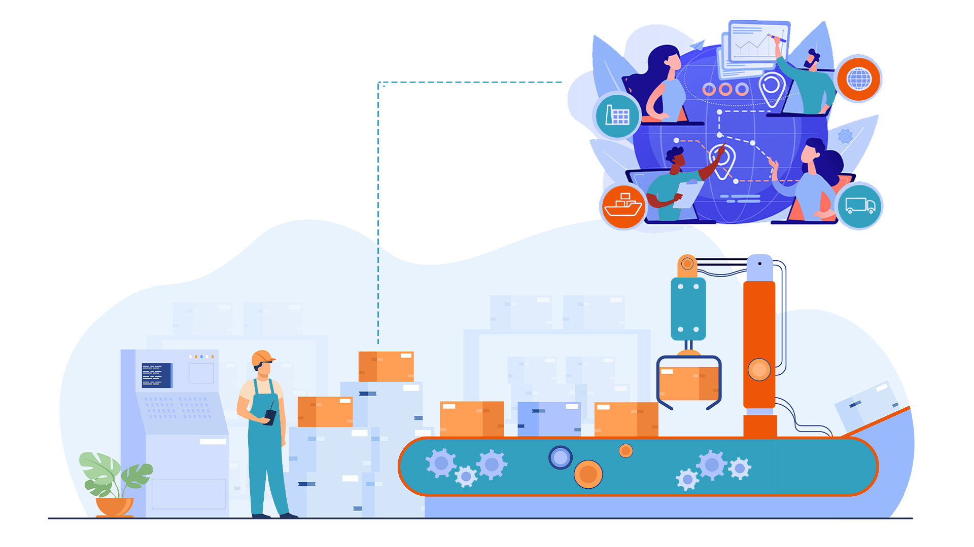 Critical Event Management Tool for the Supply Chain Management - zapoj